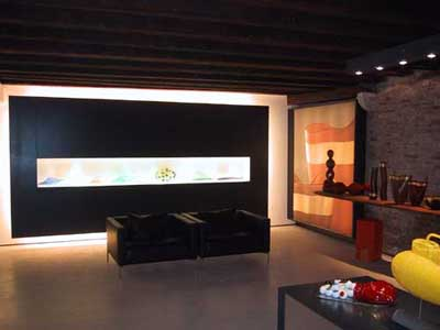 Ma.Re - show room Salviati